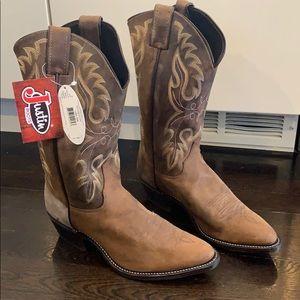 Justin Women's Bay Apache Western Boots L4932